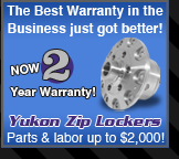 Zip Lockers now come with a 2 Year Warranty!