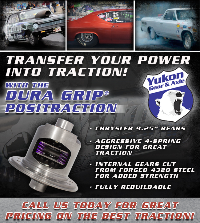 Transfer Your Power Into Tracton!